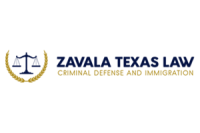 Zavala Texas Law Logo