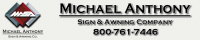 Michael Anthony Sign & Awnings Company Logo