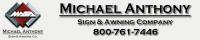 Michael Anthony Sign & Awnings Company Logo