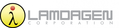 LamdaGen Corporation Logo'