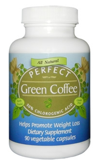Buy Perfect Green Coffee on HealthFoodPost.com