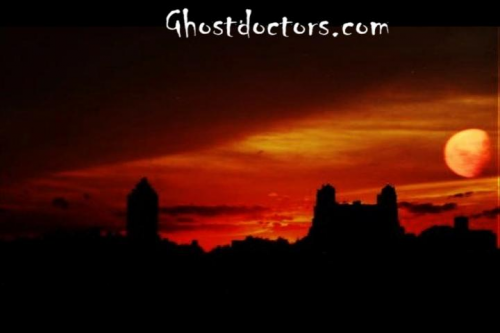 Ghost Doctors Ghost Hunting Harvest Moon NYC'
