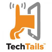 Tech Tails Logo