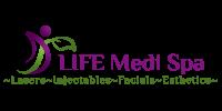 LIFE Medi Spa, PLLC Logo