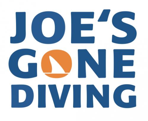 Company Logo For Joe's Gone Diving'