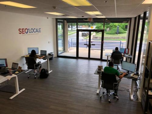 SEO Locale Office'
