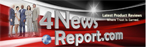 4NewsReport Logo