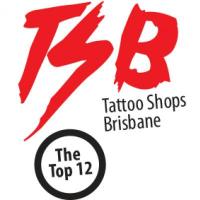 Tattoo Shops Brisbane Logo