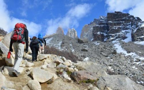 W-Trek Patagonia Chile'