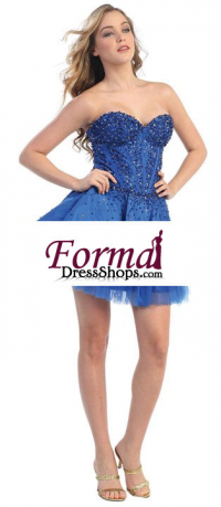 Formal Dress Shops Logo