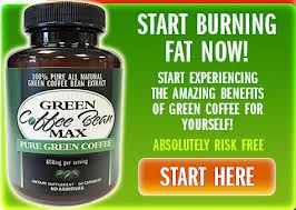 Green Coffee Bean Max'