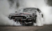 Shelby American Drifting Team Chooses Champion Modern Muscle