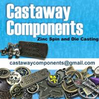 Castaway Components Logo