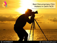 Best documentary film makers in Delhi NCR, India| Visual House Logo