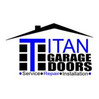 Titan Garage Doors Coquitlam Logo