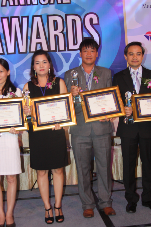Guide award 2011'