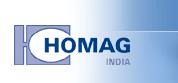 Logo for Homag India'