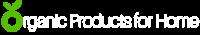 OrganicProductsforHome.com Logo