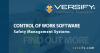 Versify Workforce Control of Work Permit to Work Safeity'