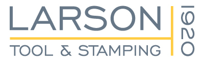 Company Logo For Larson Tool & Stamping Company'