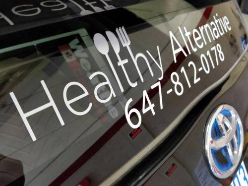 Healthy Alternative'