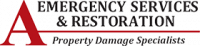 A Emergency Restoration Services Logo
