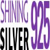 Shining silver 925
