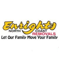 Enrights North Coast Removals Logo