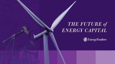 The Future of Energy Capital'
