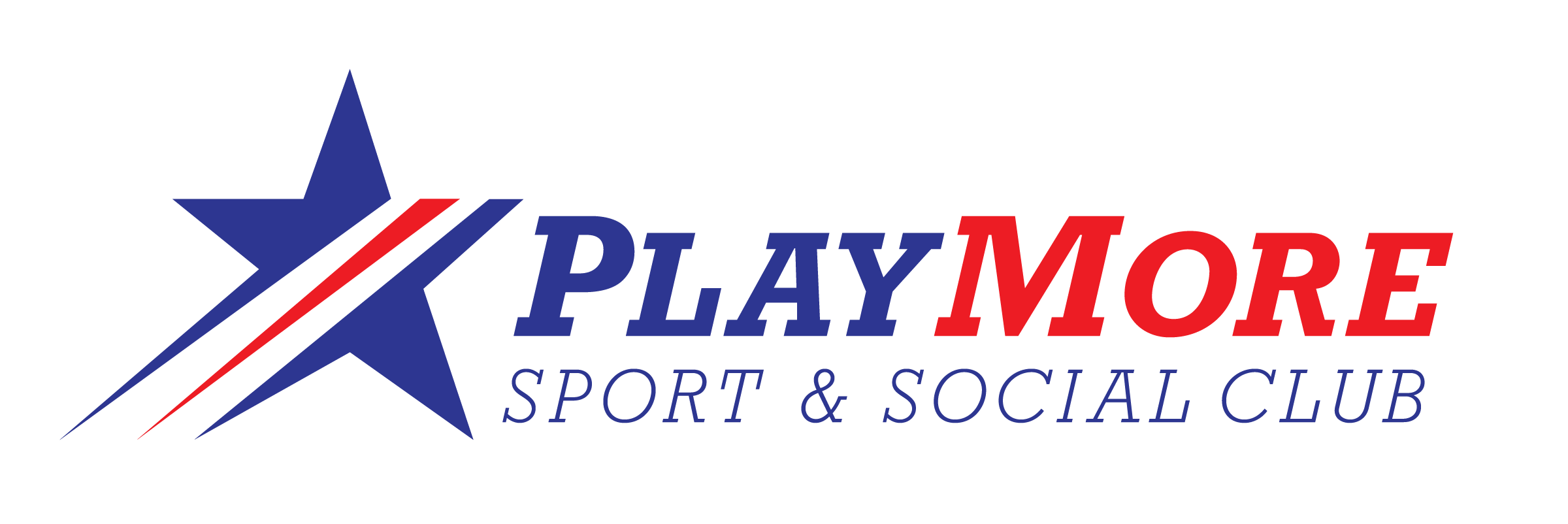 PlayMore Sport & Social Club Logo