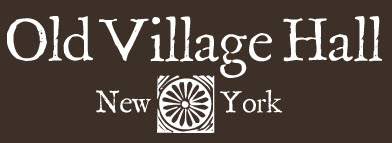 Logo for Old Village Hall'