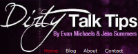 Dirty Talk Tips Logo
