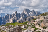 8-Day Dolomites Hiking Traverse'