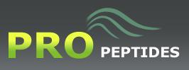 Pro Peptides'