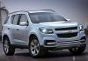 2012 Chevrolet Trailblazer (1)'
