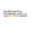 South America Wedding Cards
