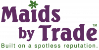 Maids by Trade Logo