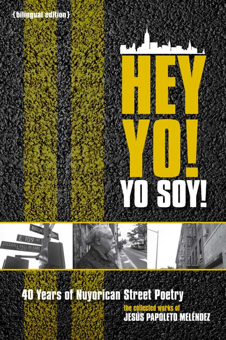 Hey Yo /Yo Soy Book Cover'