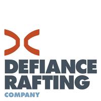 Defiance Rafting Company Logo