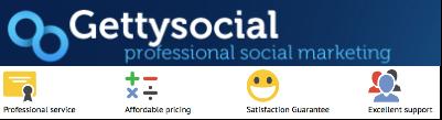 Getty Social'