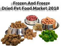 Frozen and Freeze-Dried Pet Food Market: Global Market Insig