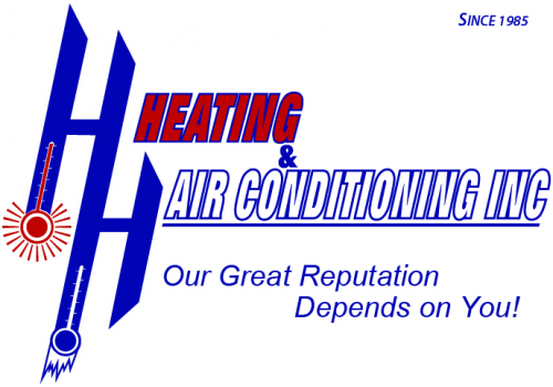 Company Logo For H & H Heating and Air-Conditioning'