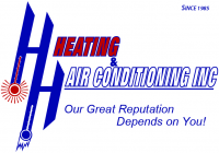 H & H Heating and Air-Conditioning Inc Logo