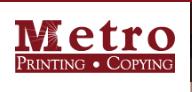 Company Logo For Metro Printing & Copying'