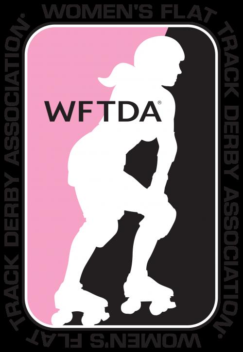 Company Logo For The Women's Flat Track Derby Associati'