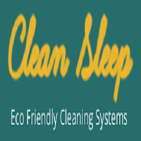 Clean Sleep Upholstery Cleaning Canberra Logo