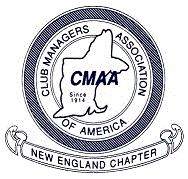 Logo for New England Club Managers Association'