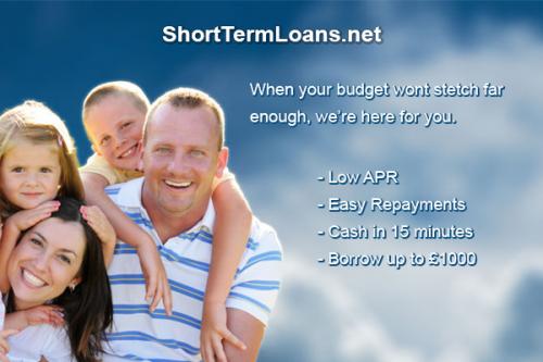 short term loan'