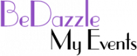 BeDazzle My Events Logo