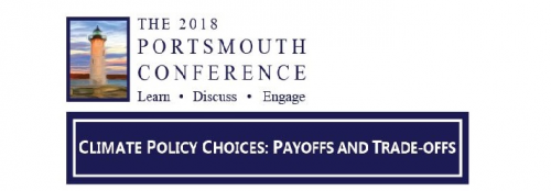 Company Logo For The Portsmouth Conference'